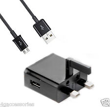 CE UK PLUG MAINS CHARGER FOR BLACKBERRY BOLD 9900 9930 9830 TOUCH TELEPHONE
