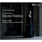 Johann Philipp Krieger -  Musicalischer Seelen-Frieden (2013) Factory Sealed