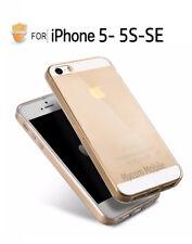 Ultra Slim Case Crystal für Apple iPhone 5 / 5S / SE  0,3mm !!!Blitzversand!!!