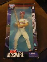 "MARK MCGWIRE Starting Lineup 1999 Baseball 12"" Action Figure ST LOUIS CARDINALS"