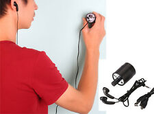 Lunettes Spy Ear Amplificateur Bug Wall Listening Tracker Audio Sound Hearing Device