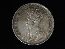 1936 South Africa 2 Shillings - Silver