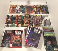 LOT OF 100 SHADOW OF THE BAT #0, 1-94 COMPLETE SET + ANNUALS  BATMAN