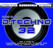 D.TECHNO 32/GARY D.PRESENTS... 3 CD NEU