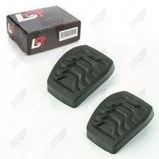 2x Pedalgummi Pedalbelag Kupplung Bremspedal Brems Pedal für Ford Transit
