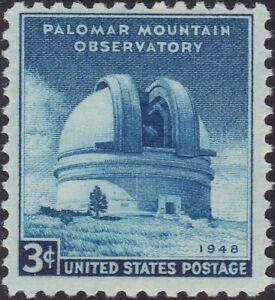 EBS USA 1948 - Palomar Mountain Observatory, California - 966 MNH**