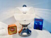 🔴 lampada tavolo SOTHIS design Ettore Fantasia e Gino Poli vetro Murano anni 70