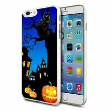 Halloween Pumpkin Design Hard Back Case Cover Skin For Various Phones