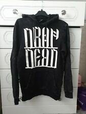 Drop Dead Hoodie X-Small. Excellent condition