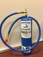 FREEZE 12, R-12, R12 REPLACEMENT, NON-FLAMMABLE & NO CFC'S, 28 oz. Can KIT A