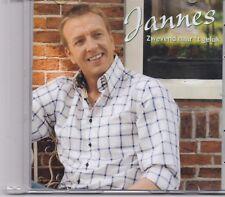 Jannes-Zwevend Naar Het Geluk Promo cd single