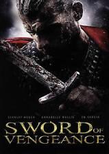 Sword of Vengeance (DVD, 2015, Brand New)