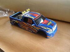 x-mods TRUCKIN trucking body blue F150 XMODS Mini-z 1/28