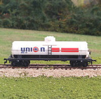 Tyco HO Scale 40' Tank Car, Union 76, White, Classic, Vintage, Gasoline