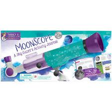 Educational Insights Nancy B's Ciencia Club Moonscope & Sky Gazer del Diario Nueva