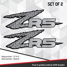 ZR5 ZR-5 4x4 VINYL DECAL STICKER S-10 EXTREME Sonoma ZR-2 S10 SA0219