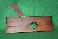 "FINE Antique Vintage 3/8"" No 80 Rabbet Woodworking Moulding Plane Inv#FB07"