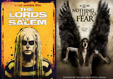 The Lords of Salem/Nothing Left to Fear (DVD, 2015, 2-Disc Set)