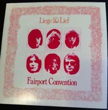 *NEW* CD Album Fairport Convention - Liege and Lief (Mini LP Style Card Case)