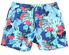 Nautica Board Shorts Swim Quick Dry Blue Beach Surf Size XXL 2XL NEW Mens 38-40