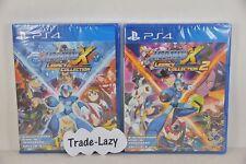 NEW PS4 Rockman Megaman Mega Man Rock Man X Legacy Collection 1 + 2 (HK) + Table