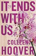 NEW It Ends With Us By Colleen Hoover Paperback Free Shipping