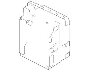 Genuine Toyota ABS Modulator Valve 44050-48320