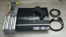 Playstation 3 Konsole mit Spielen