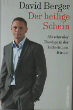 DER HEILIGE SCHEIN - Schwarzbuch Katholische Kirche - David Berger BUCH