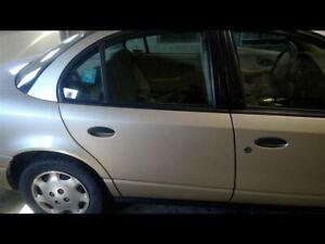 Passenger Rear Side Door 4 Door Manual Fits 01-02 SATURN S SERIES 671855