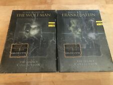 Frankenstein And Wolf Man Legacy Collection DVD Bundle Lot Brand New Sealed