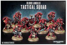 Blood Angels Tactical Squad New Warhammer 40k Citadel 40000 Games Workshop