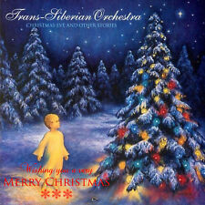Christmas Eve and Other Stories by Trans-Siberian Holiday Orchestra audio CD