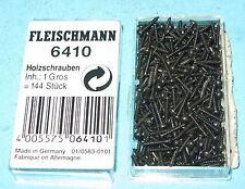 Fleischmann Modellbahnen mit Zweileiter-Gleissystem der Spur N aus Stahl