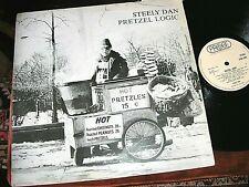 STEELY DAN  -     Pretzel Logic,       RARE ORIGINAL 1974 UK LP..... DECENT COPY