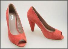 Special Occasion Cuban Heel Open Toe Heels for Women