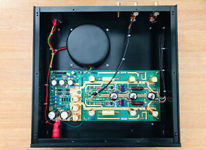 EAR 834 RIAA TUBE PHONO PRE AMPLIFIER / MM / All new Siemens Tubes