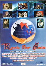 Rock for ASIA - Das charity-konzert EN DVD Música DVD, NUEVO Y EMB. orig.