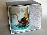 Mug Tasse Disney official  Vaiana-Maui Pua heihei Bateau By PYRAMID