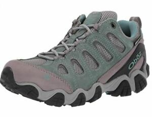 Oboz Women's Sawtooth Low B-Dry Hiking Shoe