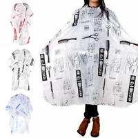 Pro Hairdressing Cape Salon Barber Hair Cutting Trimmer Gown Apron Cloth mnb