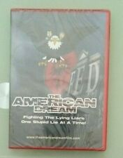 jess harnell THE AMERICAN DREAM fighting the lying liars  DVD NEW