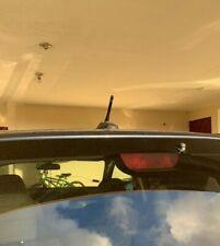 """4 inch """" Short Black Aluminum Antenna Mast AM/FM for HONDA CR-V 2007-2018 NEW"""