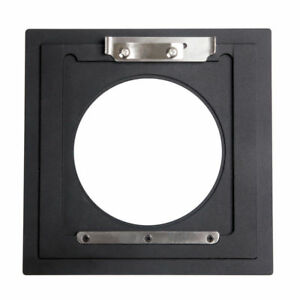 Arca Swiss 141x141mm To Linhof Technika Lens Board Adapter 4x5 8x10 Large Format