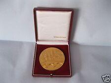 Original Stadt-Medaille von Toulouse, Ville des Toulouse 1989, Ø 7 cm, in Etui