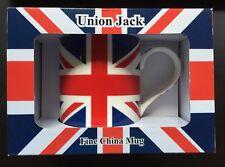 Bandera Reino Unido Taza en caja