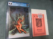 Cavewoman: Jungle Jam #2 CGC 9.8 Rare 750 Ed. Virgin Cover Highest Graded!