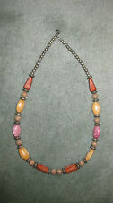 "Beautiful 17"" Semi-Precious Stone Necklace."