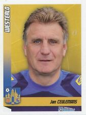 N°406 JAN CEULEMANS # BELGIQUE KVC.WESTERLO STICKER PANINI FOOTBALL 2011