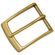 "Midtown Belt Buckle 1-1/2"" Solid Brass 1661-11 Casual Hobby/Craft Steel Tandy"